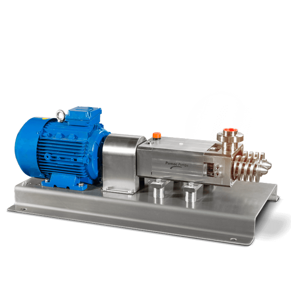 Pomac PDSP double screw pump