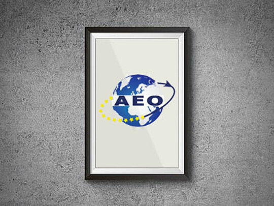 [Translate to .es (ES):] AEO Certification